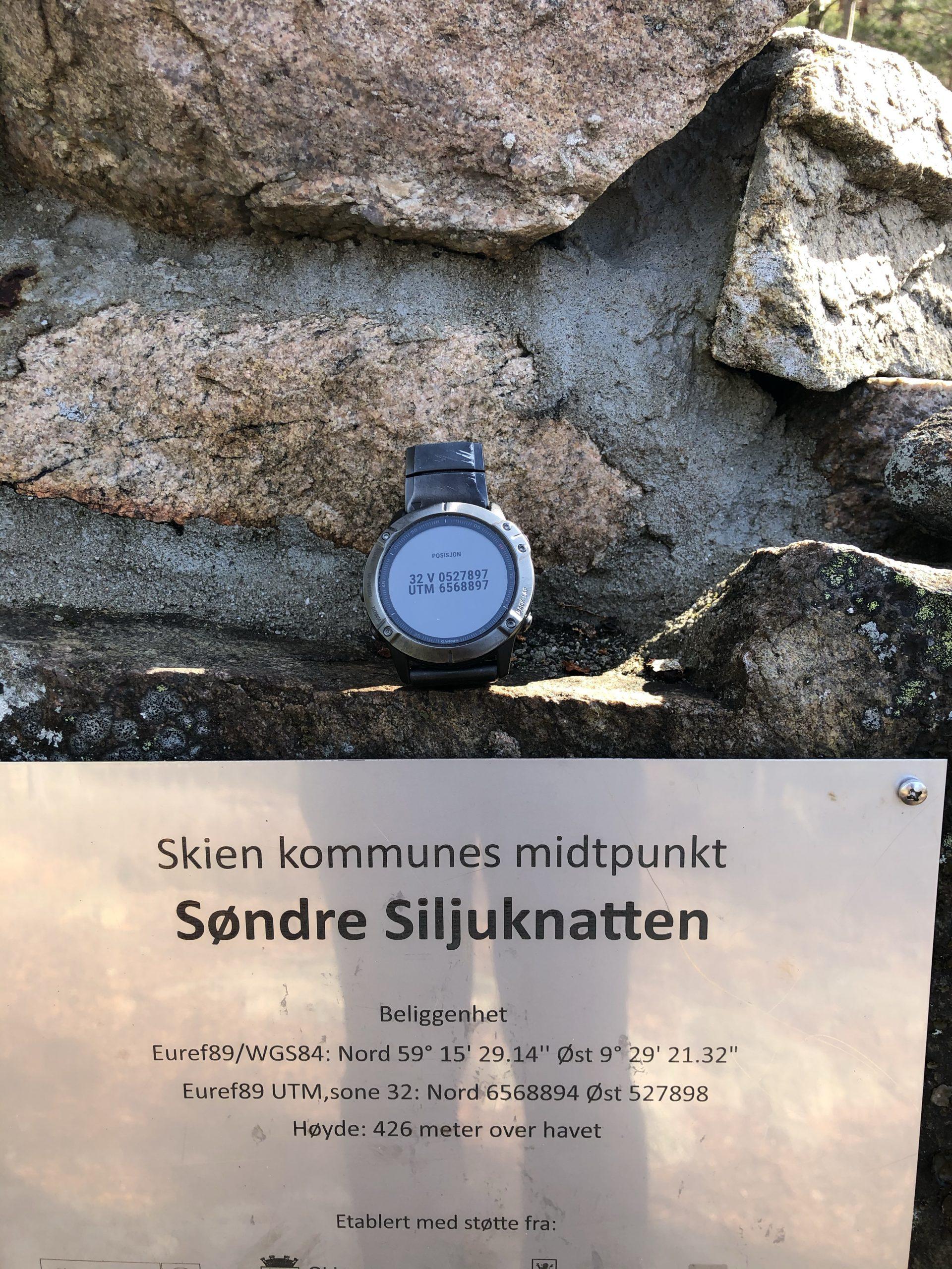 Ulvskollen via Kremmeren, Siljuknatten og Magnetkollen.